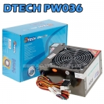 PW036 DTECH POWER 650W 24PIN IDE/SATA FAN 14CM