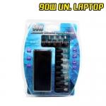 90w Laptop Universal AUTO DC12-24v (ไฟบ้าน)13หัว