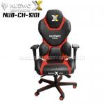 NUBWO-X GAMING CHAIR รุ่น X101 สีแดงดำ