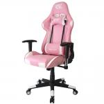 เก้าอี้ เกมมิ่งProleage ERGONOMIC GAMING CHAIR รุ่น PL-101 สีชมพู-ขาว