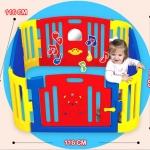 คอกกั้นเด็กเกาหลี ยี่ห้อ Eduplay รุ่น GP-8011 Baby bear zone