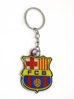 พวงกุญแจอะคริลิค บาร์เซโลนา(อันเล็ก) 12อัน