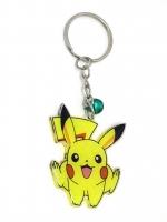 พวงกุญแจอะคริลิค ปิกาจู(อันเล็ก) 12อัน