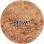 Brown mica pearlescent pigment/ สีน้ำตาลประกายมุก