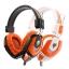 HENO4000 BLACK NUBWO Headset+Mic USB