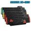 KB-8168 RAZEAK KEYBOARD GAMING Multi rubber dome switch
