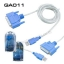 GA011 GLINK USB TO PARALLEL (DB25)