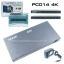 PC-014 GLINK 4K 1x8 HDTV SPLITTER USER MANUAL
