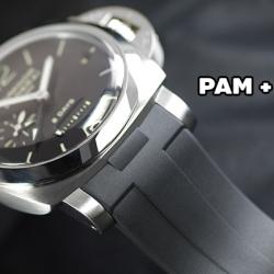 แนะนำ สายนาฬิกายาง สำหรับ Panerai Rubber Watch Strap
