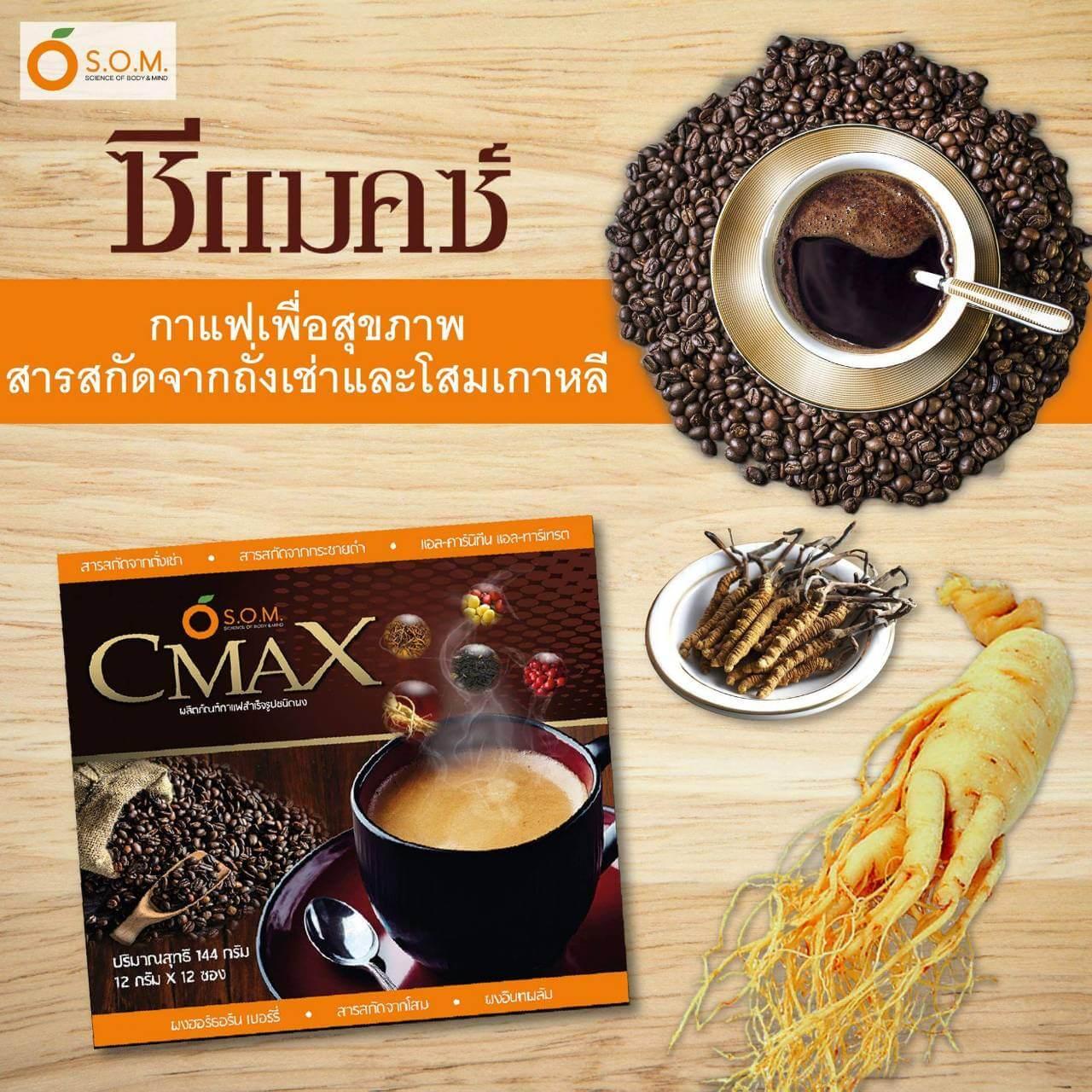 กาแฟถั่งเช่า, กาแฟ ช่อง8, กระชายดำ, กาแฟสมุนไพร