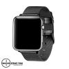 สายนาฬิกา Apple Watch สแตนเลทรมดำ Stainless Apple watch strap Black ขนาด 38 mm , 42 mm