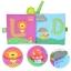 หนังสือผ้าเสริมพัฒนาการและการเรียนรู้ Learning with Alphabets by Jollybaby