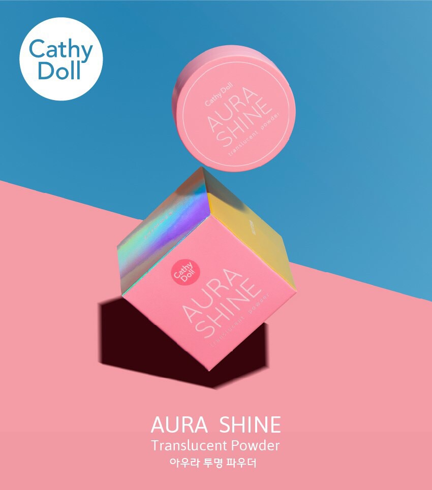 Image result for CATHY DOLL Aura Shine Powder